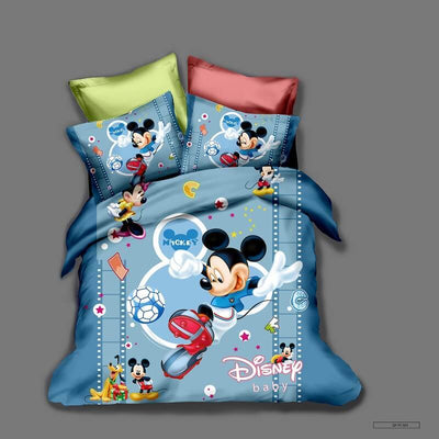 Mickey & Minnie Bedding Set 29 Bedding Set 1928Mickey Twin C