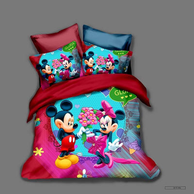 Mickey & Minnie Bedding Set 29 Bedding Set 1928Mickey Twin D