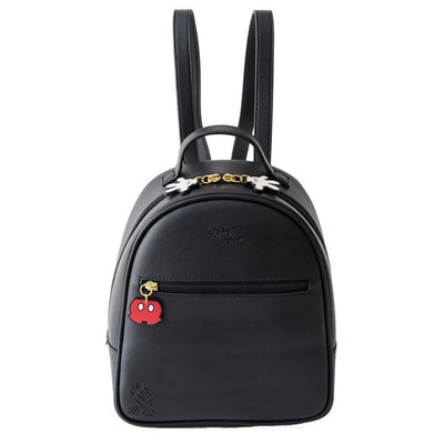 Mickey Minnie Daisy Style Leather Backpack - Backpack - 1928Mickey