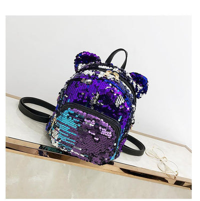 Minnie Mouse Potion Sequined Mini Backpack Backpack 1928Mickey