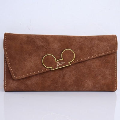 New Fashion Mickey Long Women Wallet - Wallets - 1928Mickey