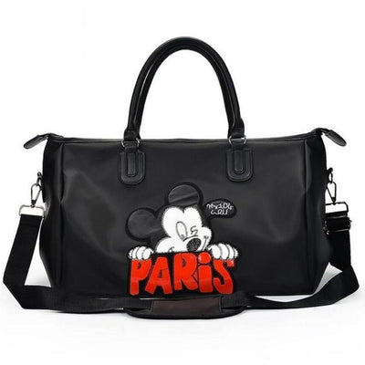 Mickey & Minnie Style High Capacity Crossbody Bags Crossbody Bag 1928Mickey