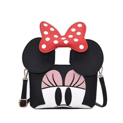 Minnie Mickey Style Cute Crossbody Bags Crossbody Bag 1928Mickey Minnie
