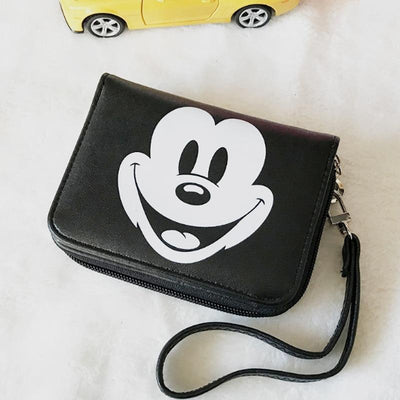 Mickey Mouse Leather Wallet Wallets 1928Mickey