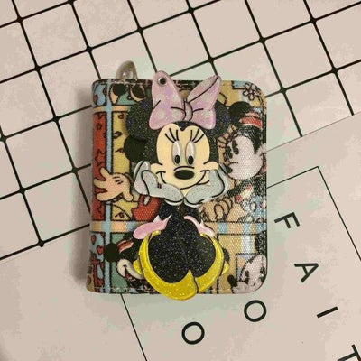 Mickey Cartoon Coin Purse For Women Wallets 1928Mickey B