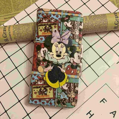 Mickey Cartoon Coin Purse For Women Wallets 1928Mickey C