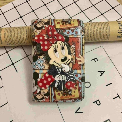 Mickey Cartoon Coin Purse For Women Wallets 1928Mickey H