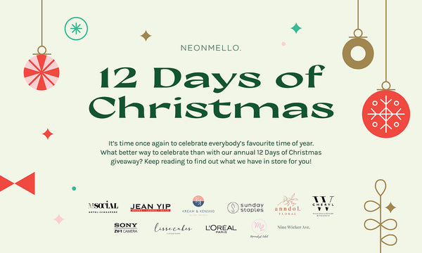 🎄 12 Days of Christmas - The 2020 Edition  🎄