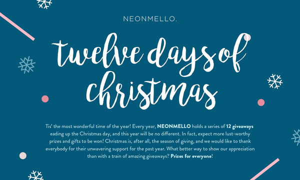 NM 12 Days Christmas Giveaway 2017