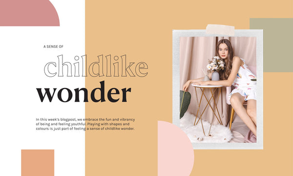 Childlike Wonder: Outfits for the Youth in You
