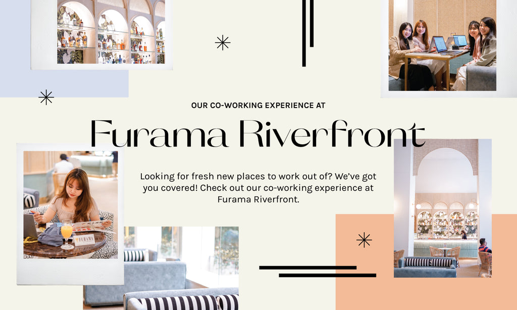 Our Co-Working Experience at Furama Riverfront!