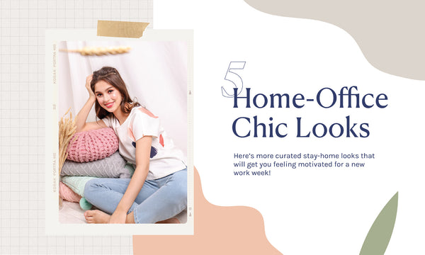 Home Office? 5 Chic Looks for You! (づ。◕‿‿◕。)づ