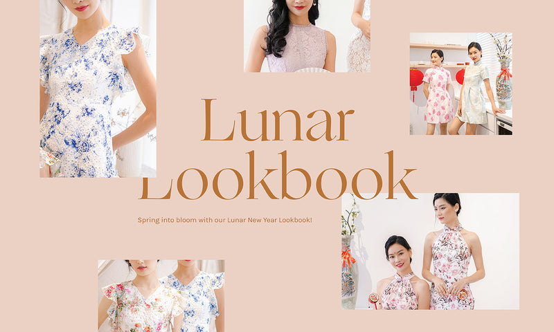 🧨 CNY Lookbook – Oriental looks that are, oh, so eastern! 🍊