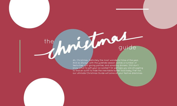 Christmas Guide 2016 (From NM to You!) ❅