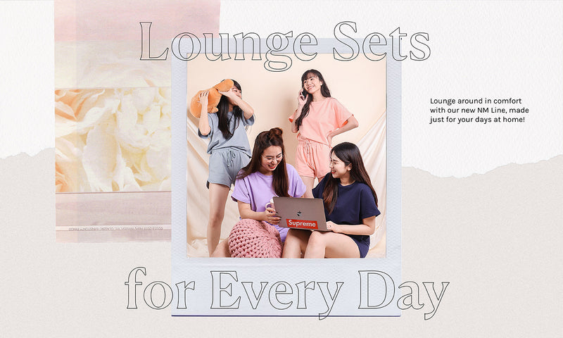 New NM Line – Lounge Sets You'll Want to be in All Day!