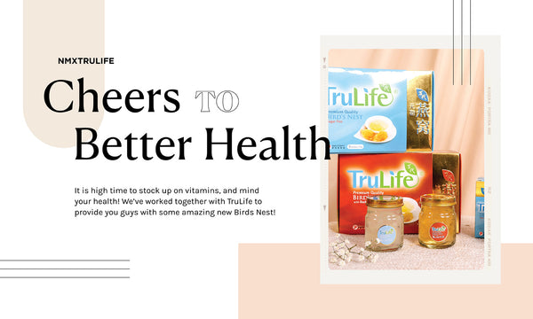 Cheers to Better Health! - NMXTRULIFE