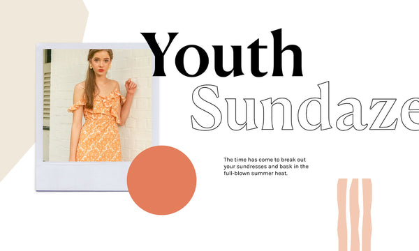 Youth Sundaze: 5 Summer Dresses Must-haves! ☼