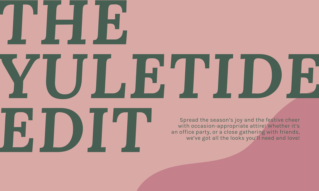 The Yuletide Edit: Your Christmas Outfits Done & Dusted ☆