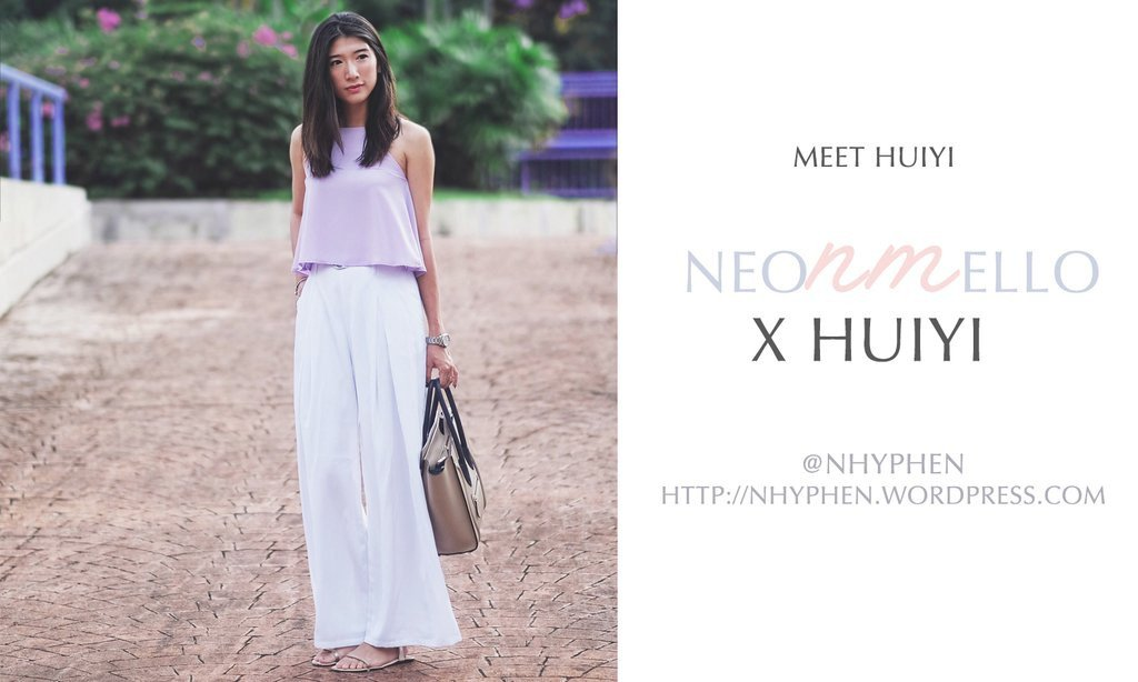 Meet our NM Girl - HUIYI