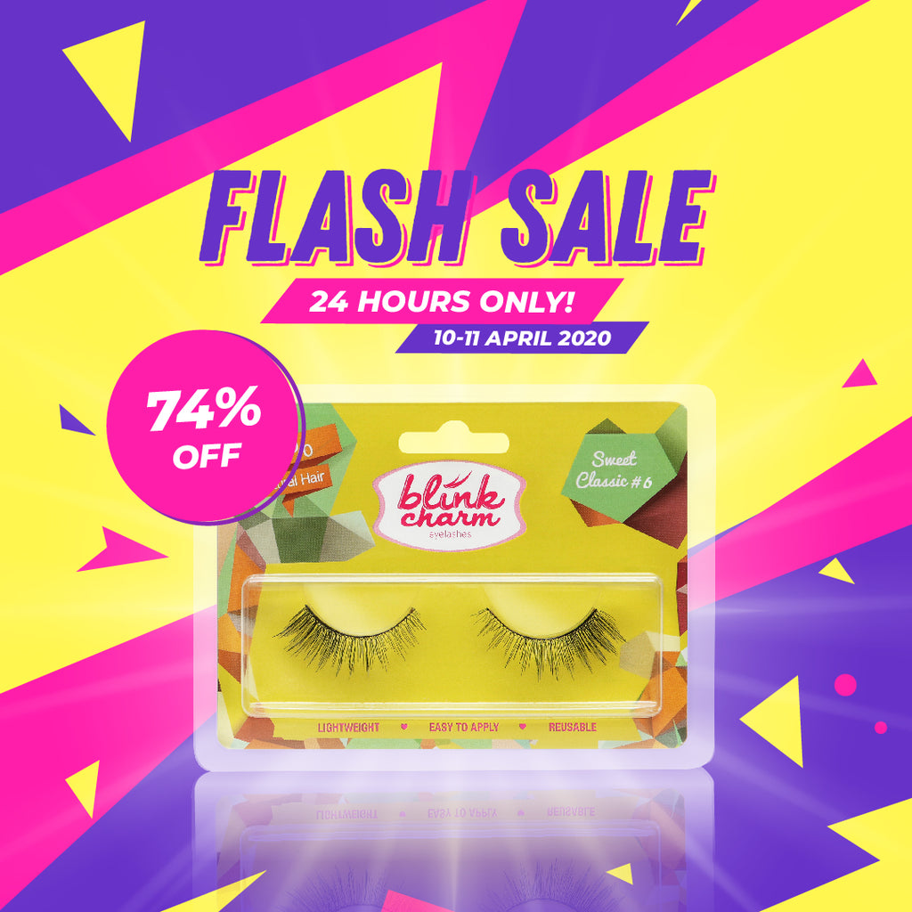 ** FLASH SALE **  Individual Pack Sweet Classic #6