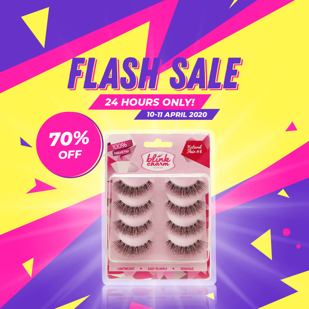 ** FLASH SALE **  Value Pack Natural Flair #8