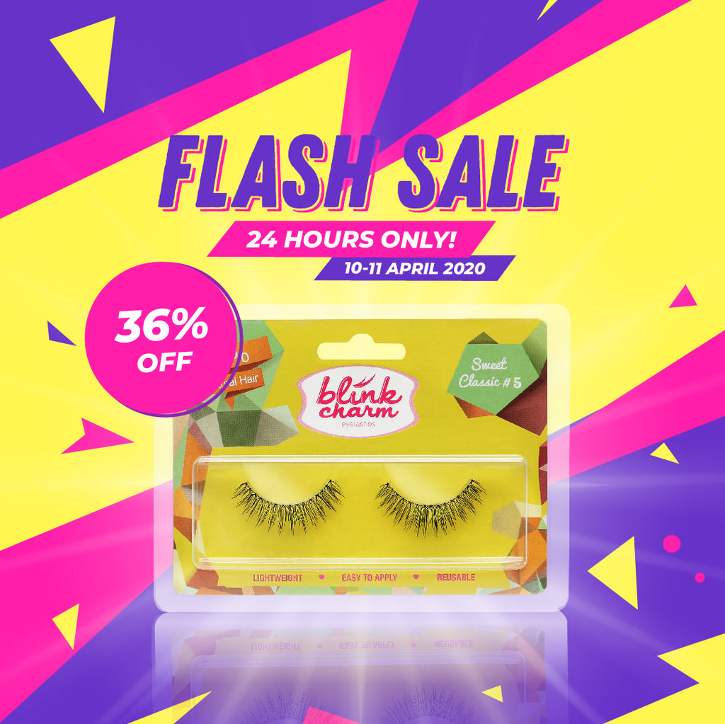 ** FLASH SALE ** Individual Pack Sweet Classic #5