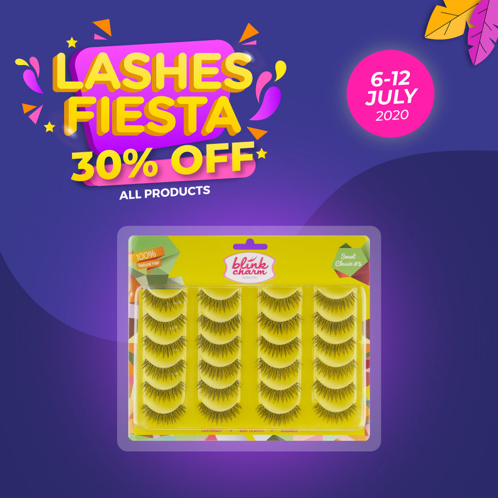 Professional Pack Sweet Classic #5 *** LASHES FIESTA 30% OFF ***