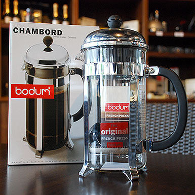 Bodum® Glass French Press Cafetiere