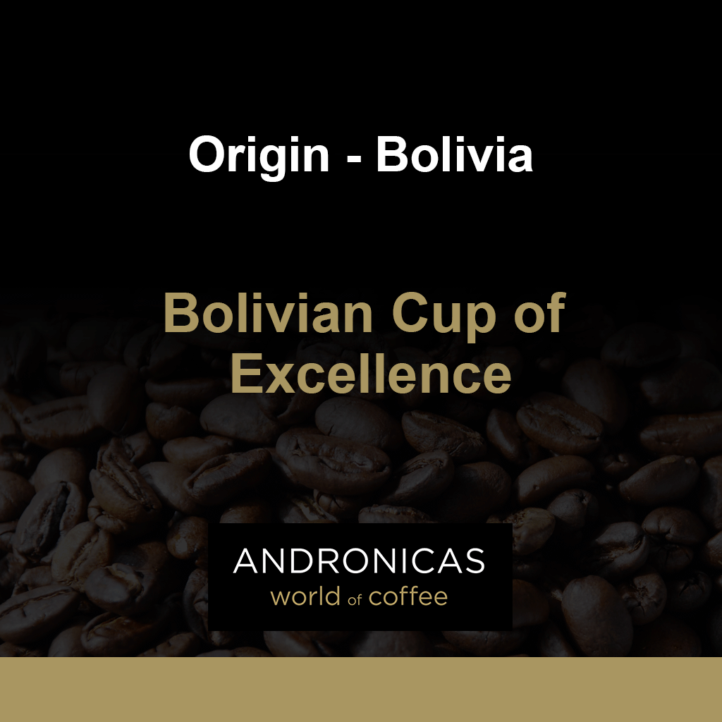 Andronicas-Image of Bolivian Cup of Excellence