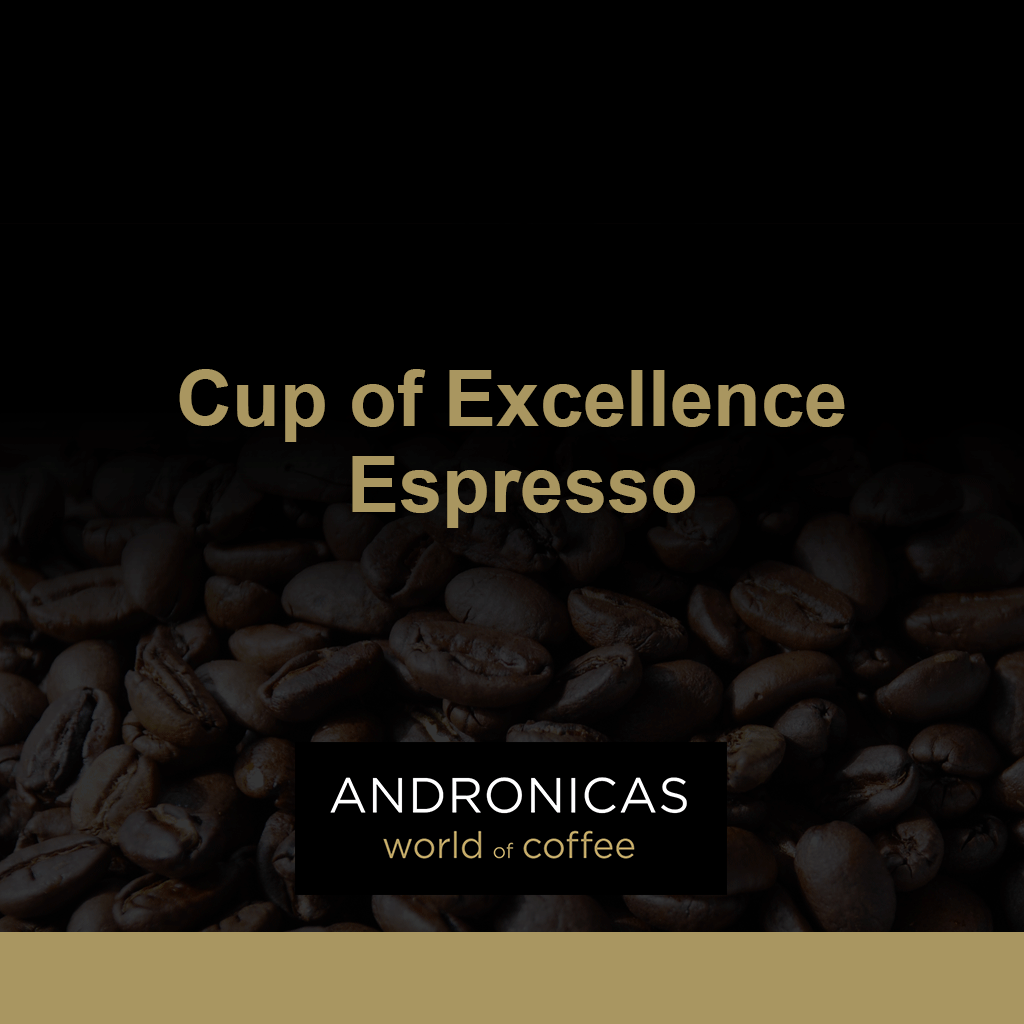 Cup of Excellence Espresso