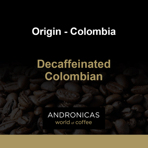 Decaffeinated Colombian