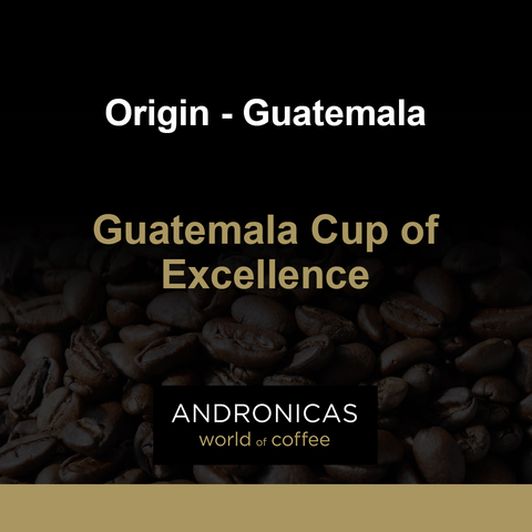 Guatemala Cup of Excellence