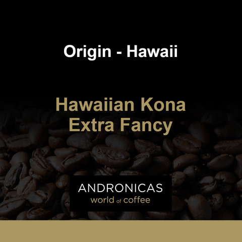 Hawaiian Kona Extra Fancy