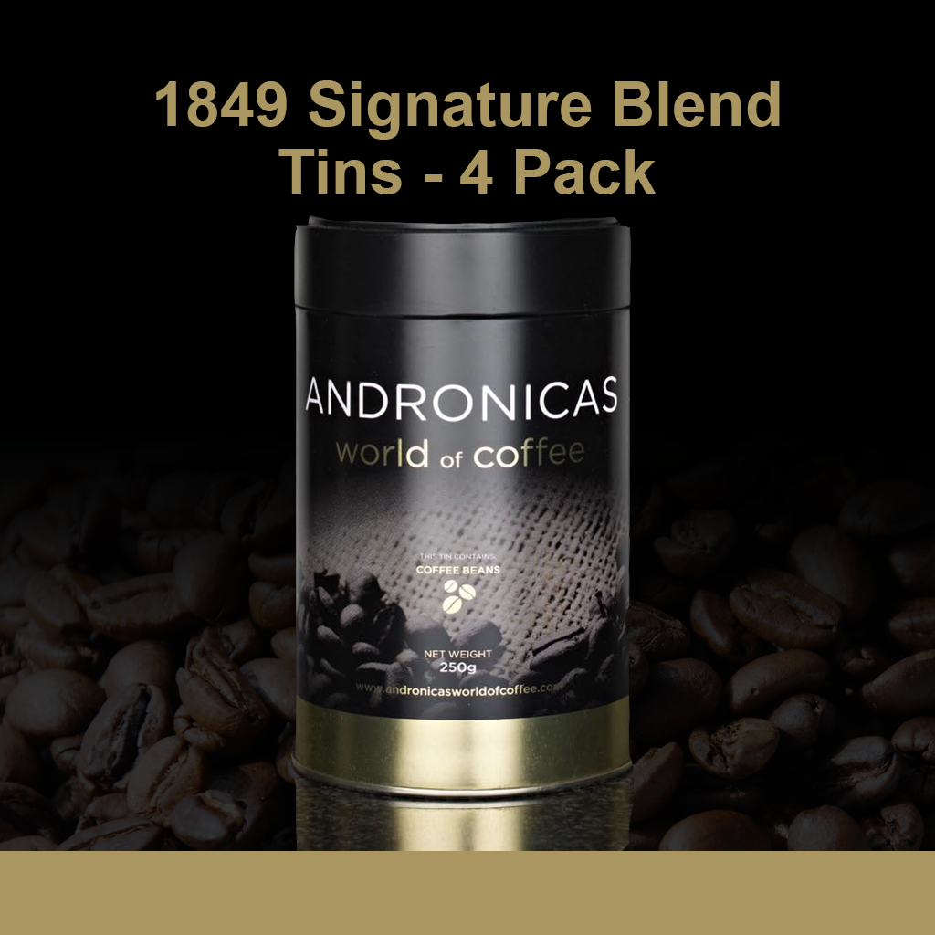 1849 Signature Blend Tins - 4 Pack