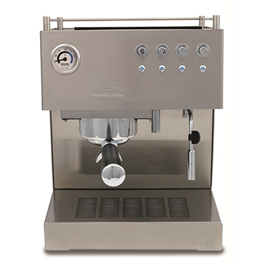 Ascaso i-steel Duo coffee machine
