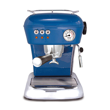 Blue Ascaso Coffee Machine