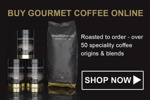 Buy Andronicas gourmet coffee online