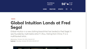 Global Intuition Lands at Fred Segal - ABC6 - Prov