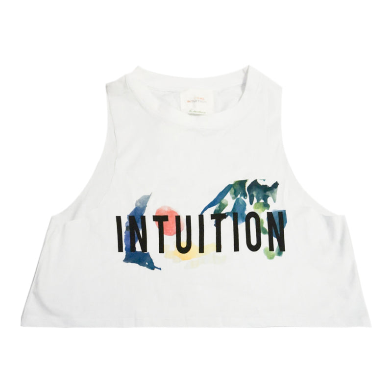 Intuition World Cropped Tank