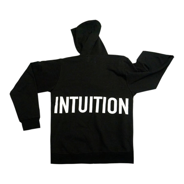 GLOBAL INTUITION COTTON HOODIE