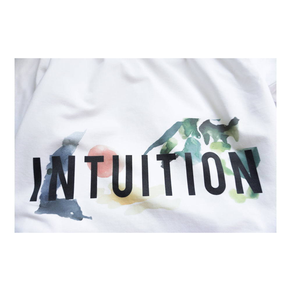 INTUITION CUT OFF LONG SLEEVE