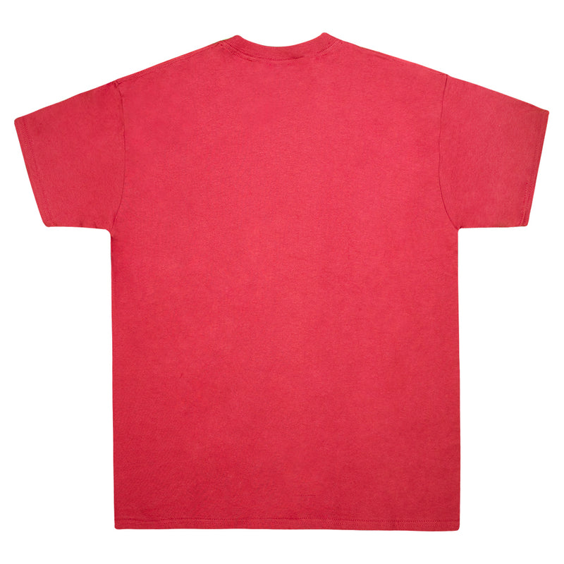 """Royal House of Savoy"" Red Graphic T-shirt"
