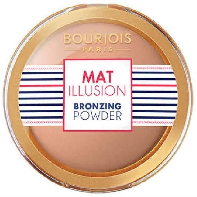 Bourjois Mat Illusion Bronzing Powder Light