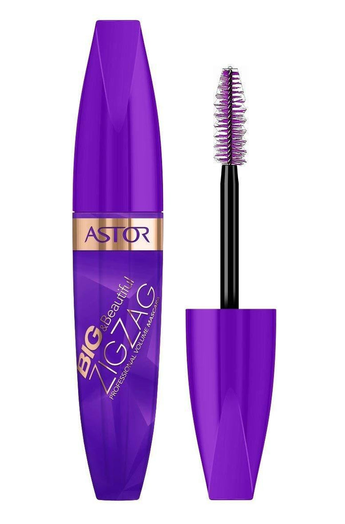 Astor Big & Beautiful Mascara Choose Eternal Muse Ultra Black or ZigZag Black[Zig Zag Black]