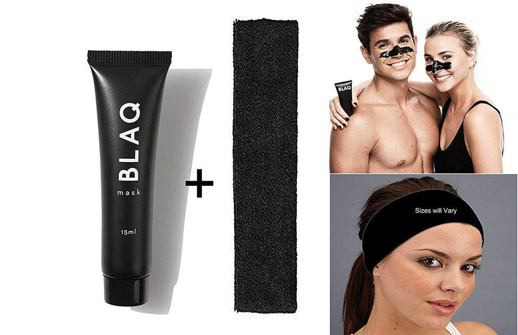 BLAQ Face Mask Treatment 15ml Travel Size