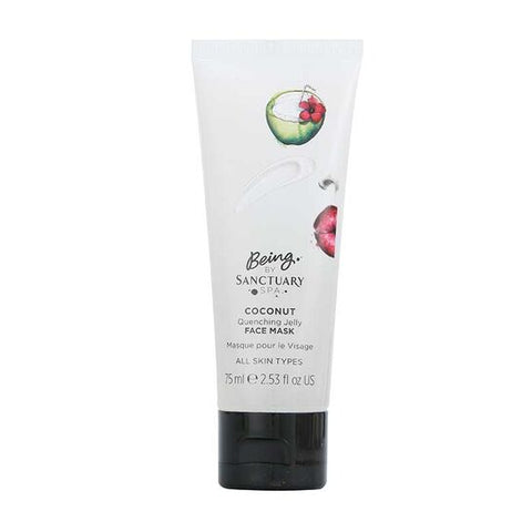 Being by Sanctuary Spa Coconut Quenching Jelly Face Mask, 75 ml