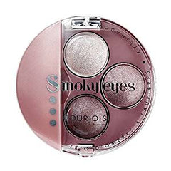 Bourjois - Nude Smoky Trio Eyeshadow 19 Rose Boudoir Women