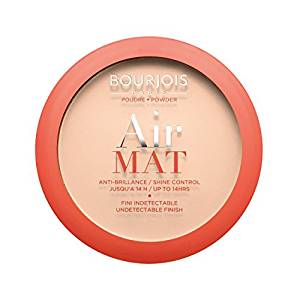 Bourjois Air Mat Pressed Powder, 10 g, Rose Ivory