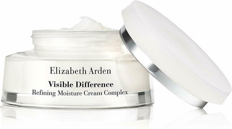 Elizabeth Arden Visible Difference Hydrating Cream Complex 75ml Unboxed