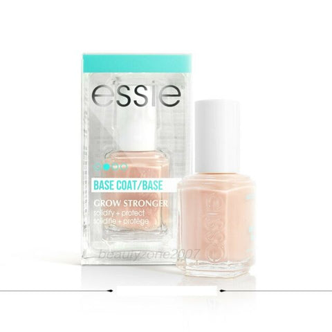 Essie Nail Care Treatment Essentials 13.5ml Choose from 14 Essie Nail Treatments[Base Coat Grow Stronger]